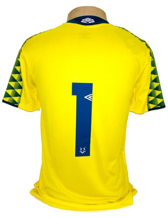 1f978526b5 ... Cruzeiro 2019 Goleiro Umbro Classic Masculina – Amarela. 🔍. Camisas  Masculinas ...