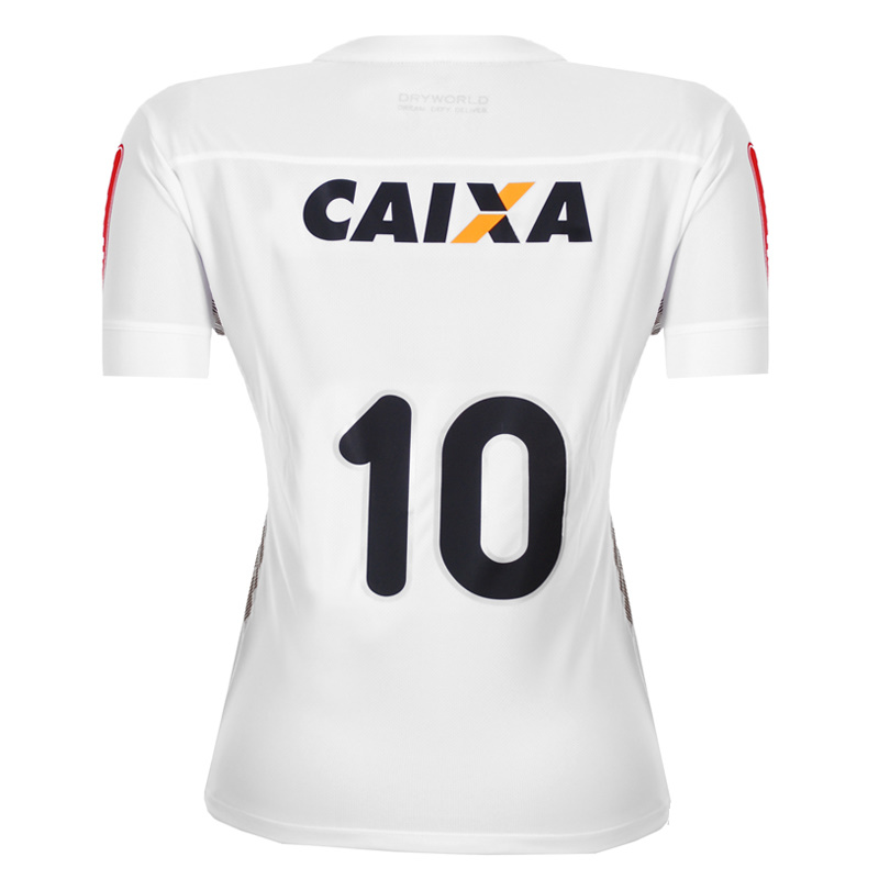 8d8c54a54a ... FemininasCamisa Feminina Atlético Mineiro II 2016 nº 10 – Dryworld  oficial. 🔍. Atlético Mineiro ...