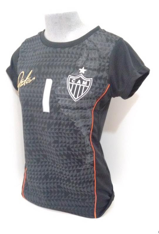 5a515045e ... FemininasCamisa Atlético Preta One Victor – Atlético Mineiro Feminina.  🔍. Atlético Mineiro ...