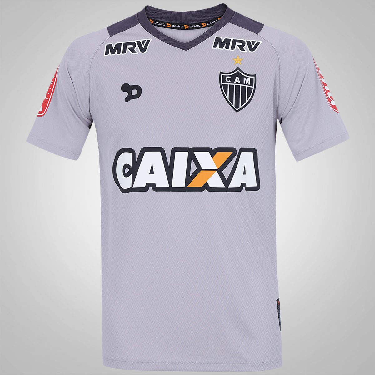 aab6cb725 Camisa de Goleiro Atlético Mineiro I 2016 - Dryworld oficial ...