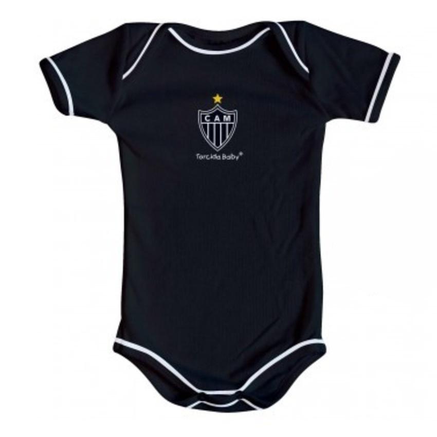 Macacão Torcida Baby Body - Atlético - Camarote do Torcedor 0680049e55ec0