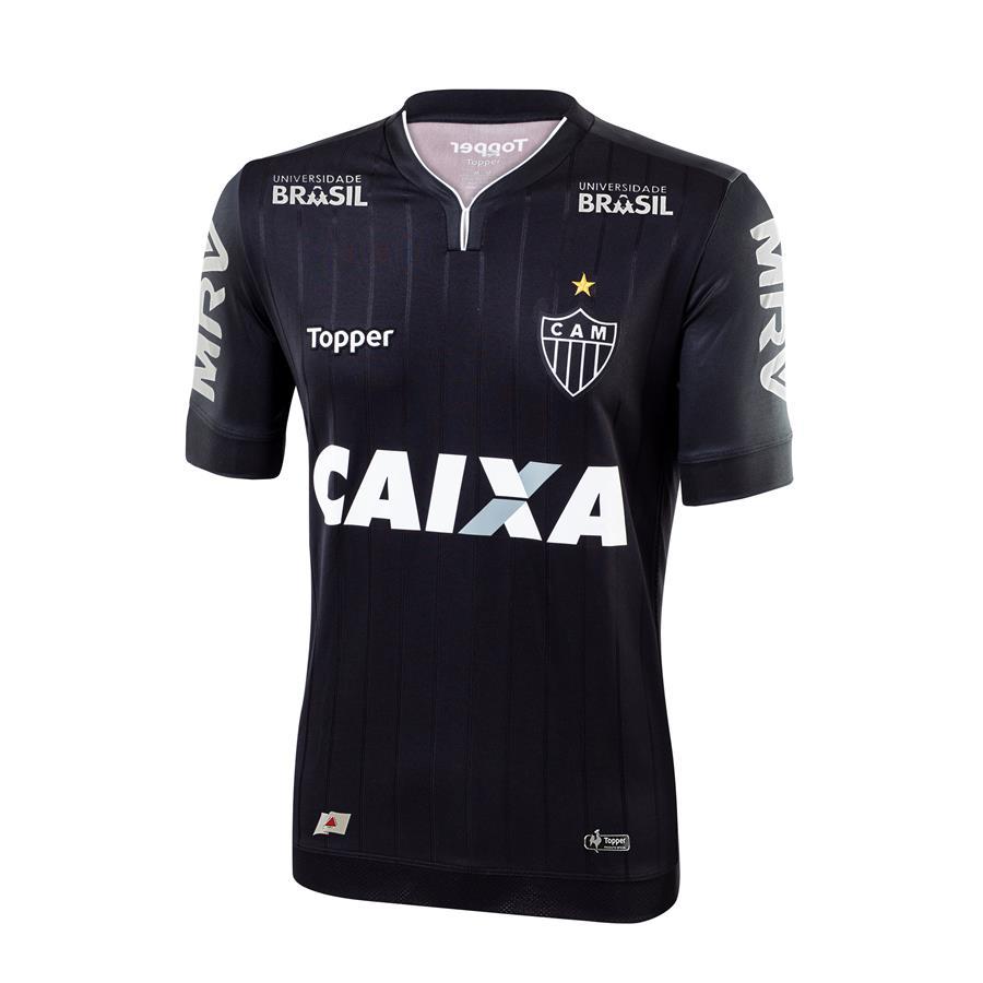 b9bc1be2a8 Camisa Atlético Mineiro 2018 - Jogo III s n Topper Masculina ...