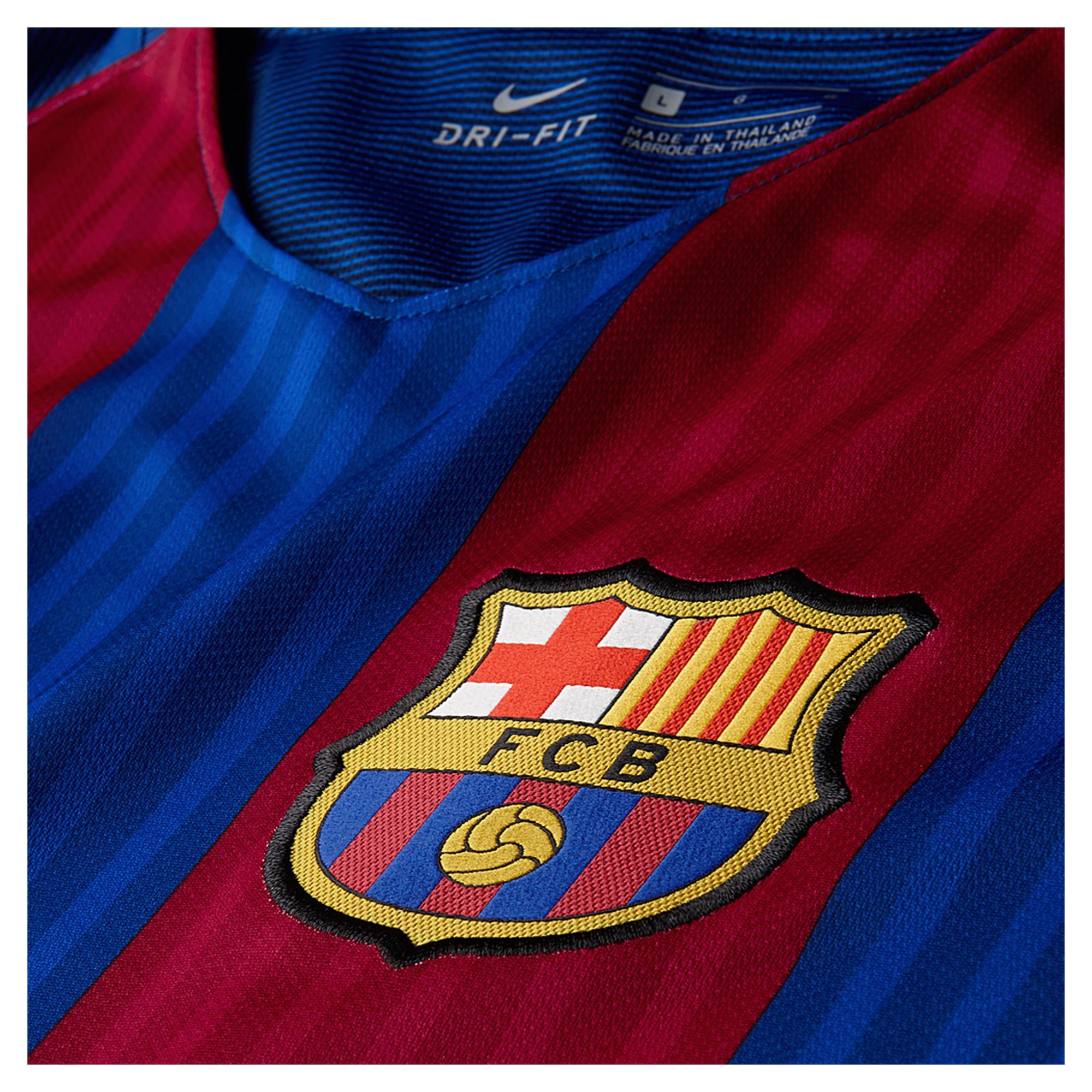 f347c45e1c Camisa Barcelona I 2016 2017 - Nike Torcedor Masculina - Camarote do  Torcedor