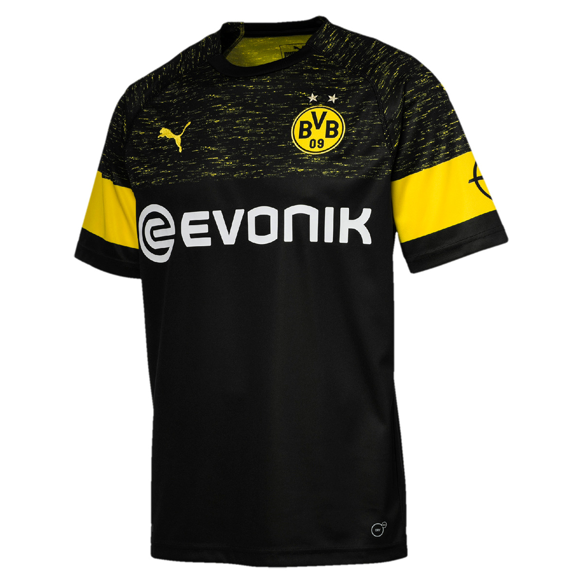 Camisa Puma Borussia Dortmund Away 18 19 s n° - Torcedor Masculina ... d2ae97c7b320c