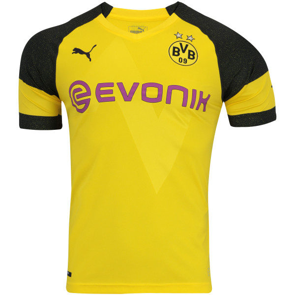 3a15581ab1 Camisa Puma Borussia Dortmund Away 18 19 s n° - Torcedor Masculina ...