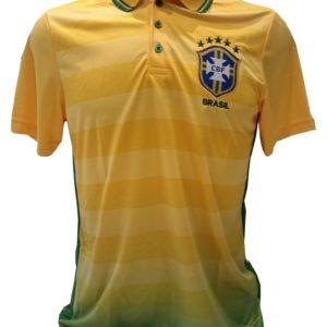 f2996451d8 Conjunto Uniforme Infantil Brasil 2018 - Camarote do Torcedor