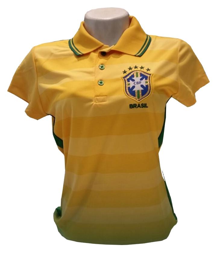 90863e77db5e7 ... FemininasCamisa Polo Brasil Copa 2018 Feminina. 🔍. Brasil ...