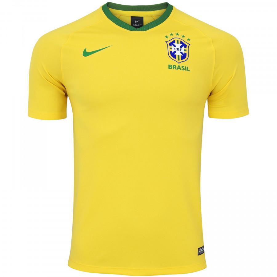 ... MasculinasCamisa do Brasil I 2018 s n° – Seleção Brasileira – Torcedor  Nike Breathe. 🔍. 1  2 9d983c4d38cc3
