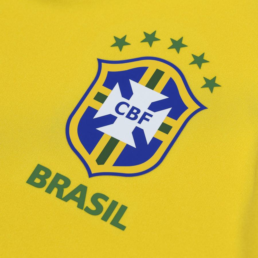 a871811344 Camisa do Brasil I 2018 s n° - Seleção Brasileira - Torcedor Nike ...