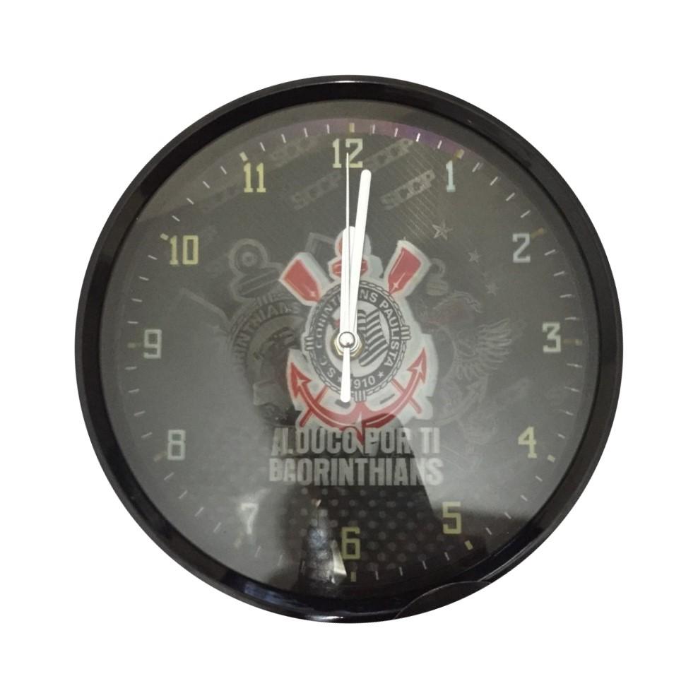 bf6a24daeb4 Relógio de parede do Corinthians - Camarote do Torcedor
