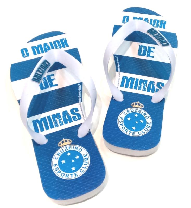 Chinelo do Cruzeiro - O Maior de Minas - Camarote do Torcedor 5fa3743e52edb