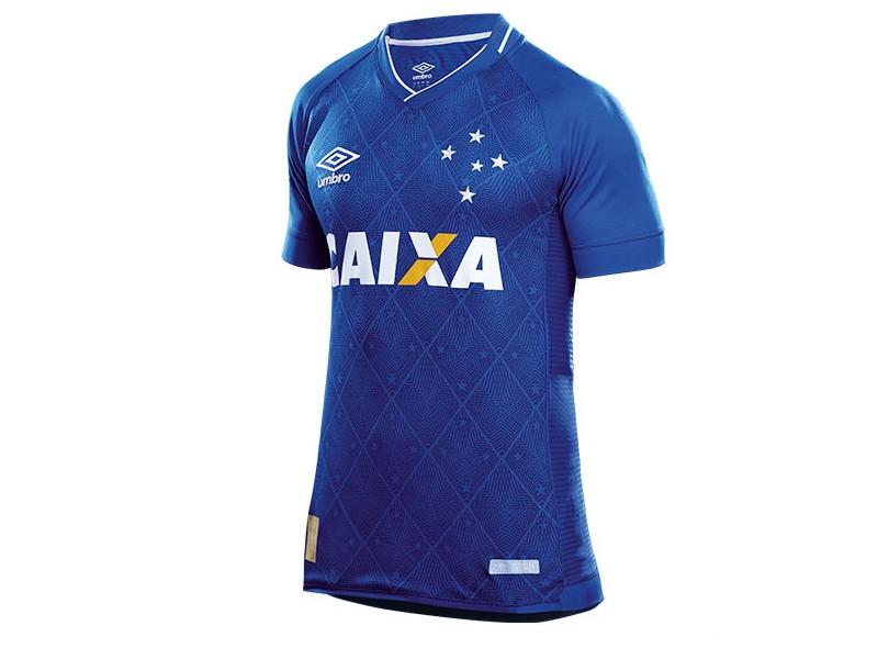 ... MasculinasCamisa Cruzeiro 2017 I S Nº Torcedor Umbro Masculina – Azul e  Branco. 🔍. 1  2 f650d21a12938