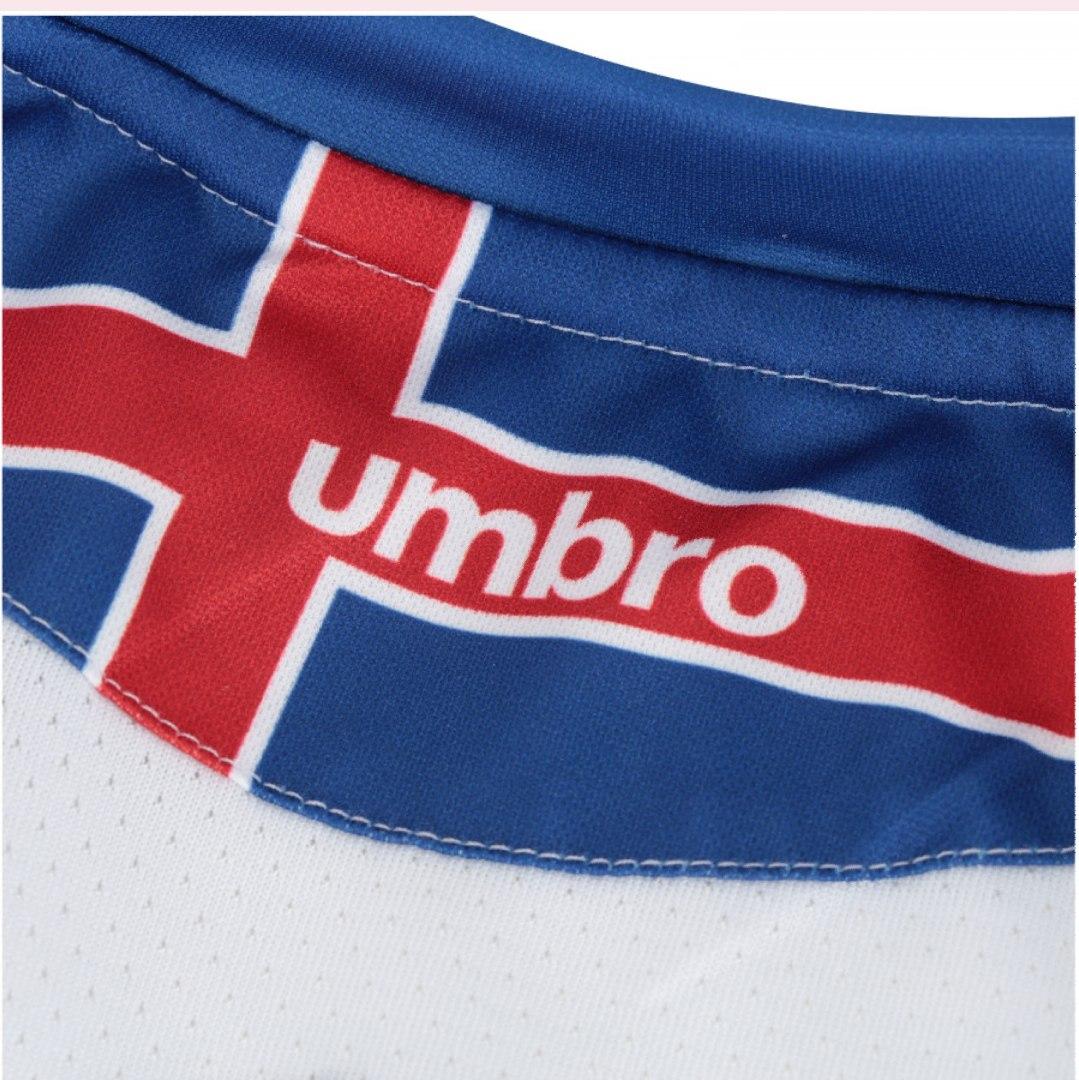 a31c704fb2dae Camisa Cruzeiro 2018 II s n° Blár Vikingur - Torcedor Umbro Feminina ...