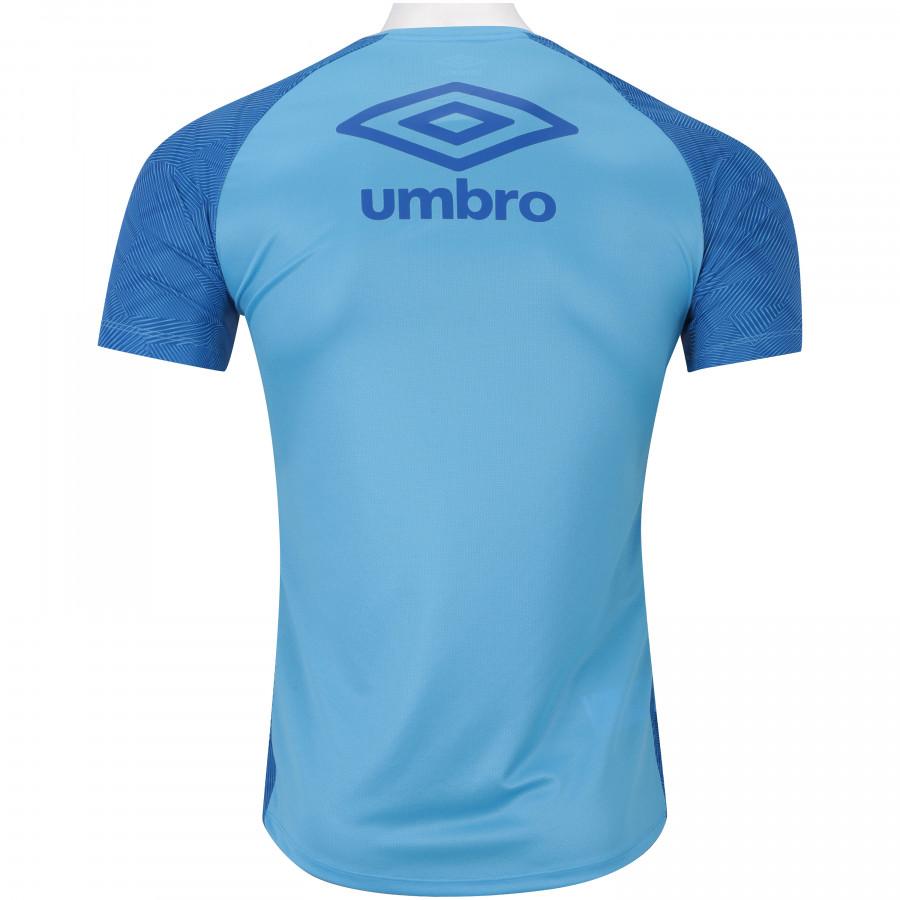 87c0507bd1 ... MasculinasCamisa Cruzeiro 2018 Treino Umbro Masculina – Azul. 🔍. 1  2