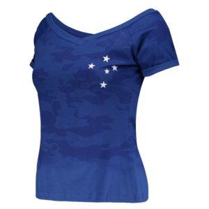Produtos Oficiais Camisas Femininas - Camarote do Torcedor 9ad57ce9cf1dd