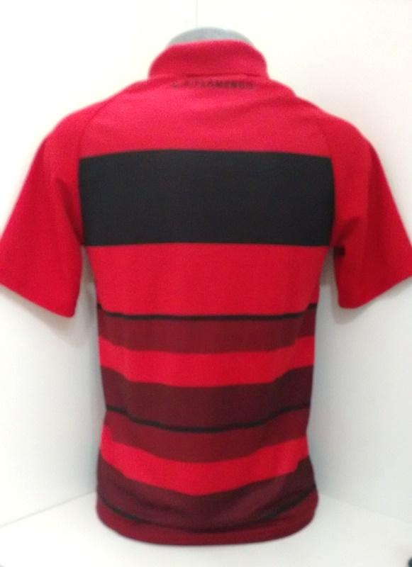 0ea0eb1b80 Camisa Polo Team masculina Flamengo listrada - Camarote do Torcedor