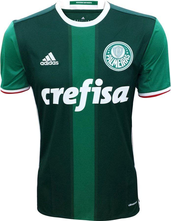 Camisa oficial Palmeiras 2016 2017 - Camarote do Torcedor 24819f9ad01cc