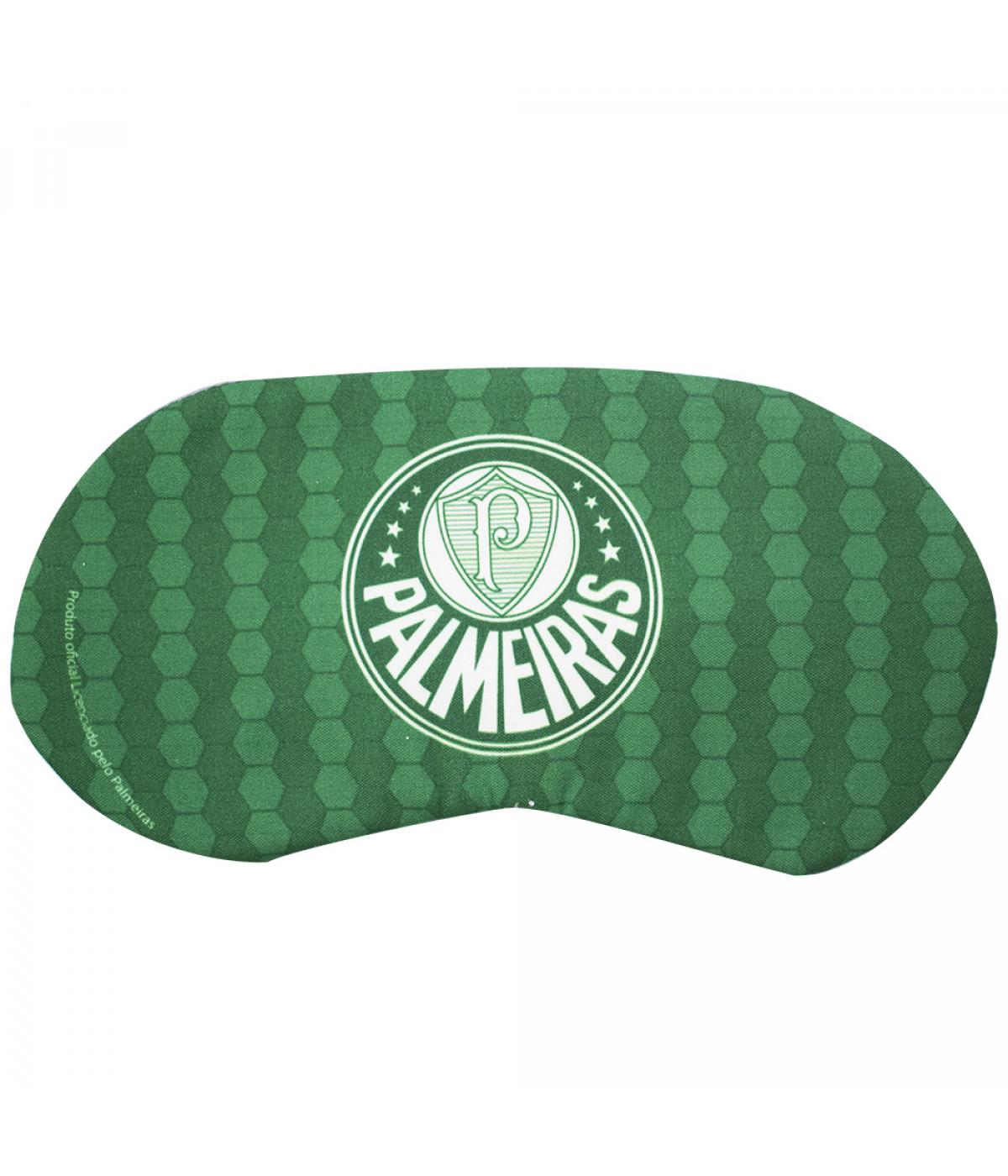 Máscara de dormir do Palmeiras - Camarote do Torcedor ed33201acc9bc