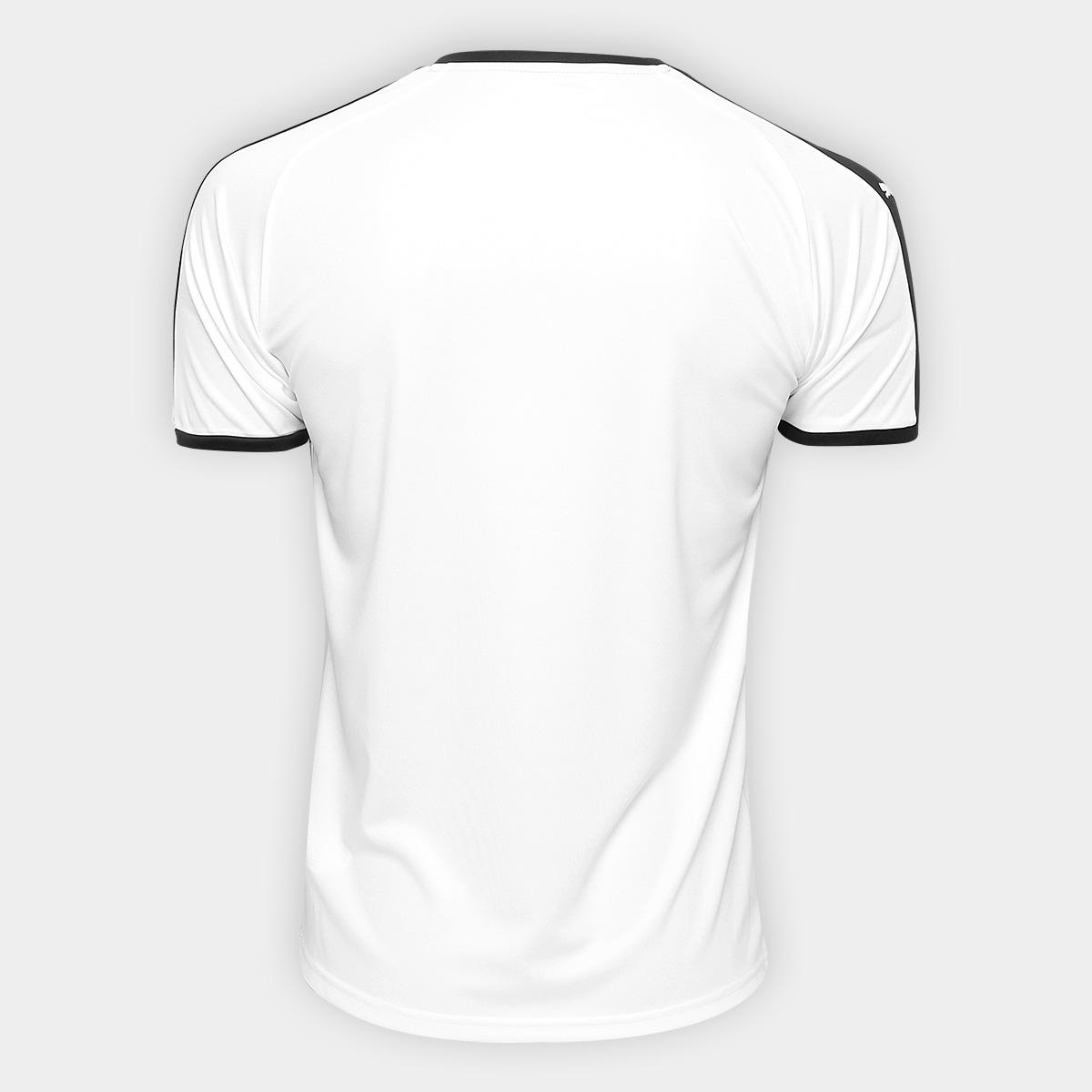 InícioLojaFitnessCamisa Puma Liga Jersey Masculina – Branco e Preto. 🔍.  Fitness a26e9e6fc8bf