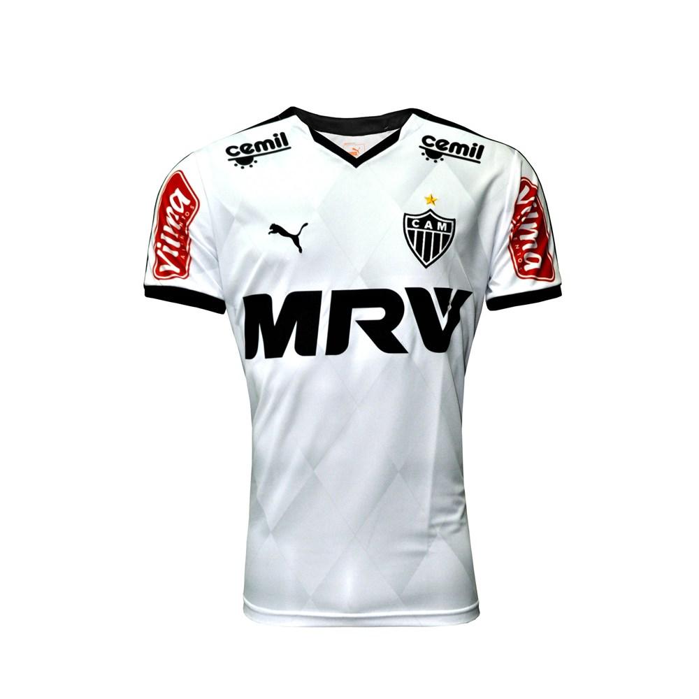 Camisa Masculina Atlético II 2015 nº10 - Puma Oficial - Camarote do ... 038eebf7ed99f