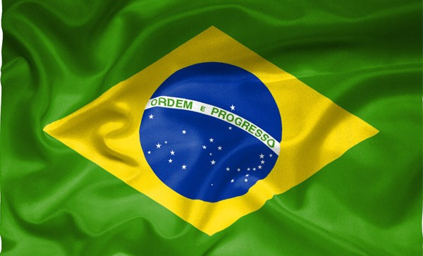 d6543e642d Bandeira do Brasil - Pano - Camarote do Torcedor