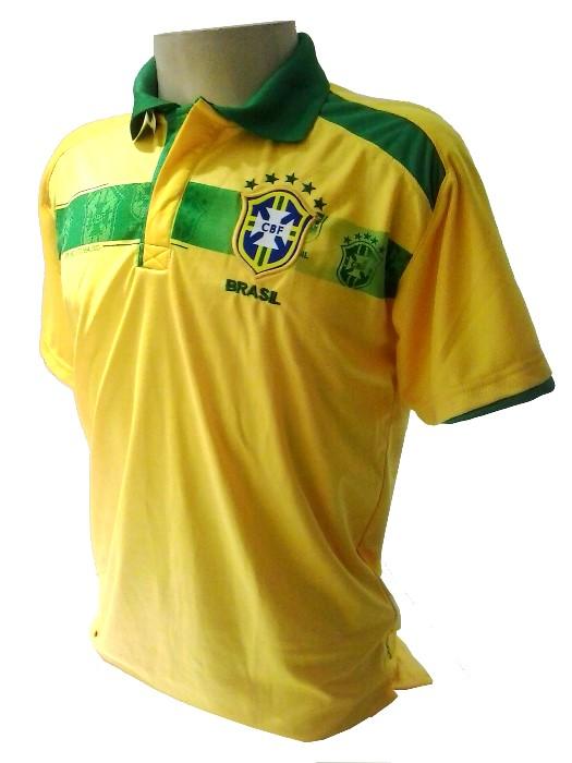 93fb10cc5d ... MasculinasCamisa Polo Masculina Brasil Amarela. 🔍. Brasil ...