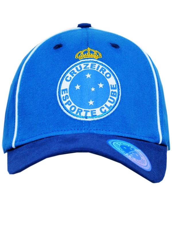 Boné oficial do Cruzeiro - Camarote do Torcedor a971d35e77e03