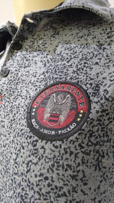 7de034d0f8 Camisa passeio polo feminina Flamengo - Camarote do Torcedor